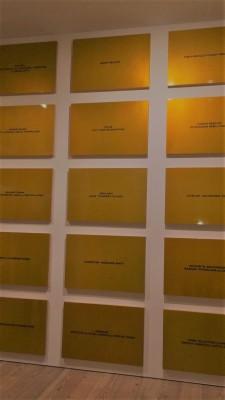 ארגונים אלימים מוזיאון וויטני
